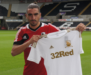 Premier League News Links: Swansea Signs Defender Chico Flores From Genoa