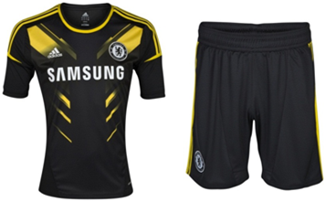 image010 Chelsea Third Shirt for 2012 13 Season: Futuristic Design Is Out Of This World [PHOTO]