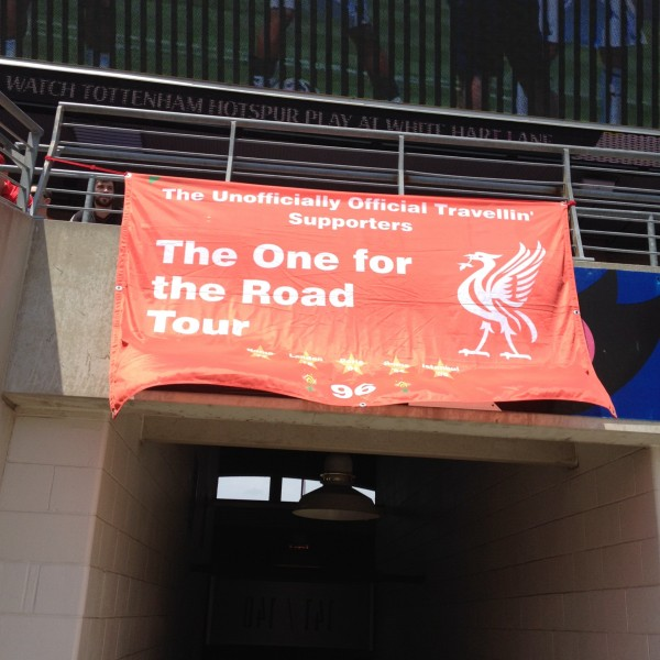 lfc banner 600x600 Liverpool vs Tottenham Hotspur Friendly In Baltimore, In Pictures [PHOTO]