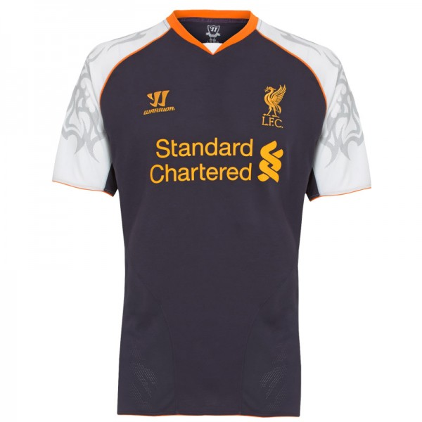 liverpool third shirt 600x600 Liverpool Third Shirt For 2012 13 Season: Dark Purple #LFCKit [PHOTO]