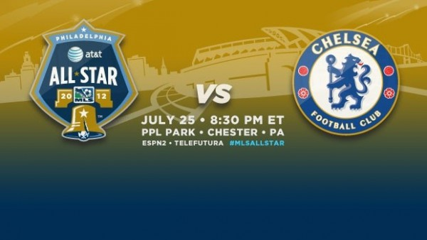 mls all star game 2012 600x338 Chelsea vs MLS All Star Team, Friendly: Open Thread