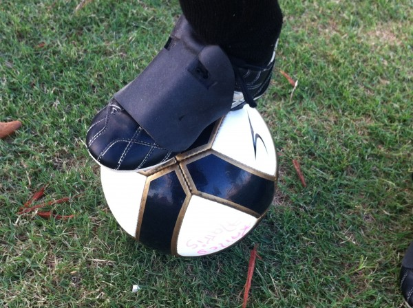 powercleatz 600x448 PowerCleatz Review: Adding More Power To Your Soccer Kick