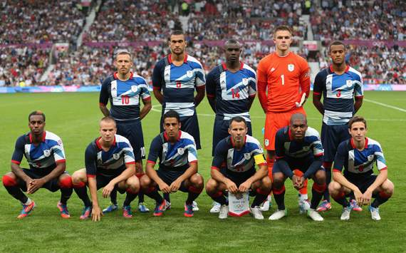 team gb Team GB Soccer Team Unlikely to Compete in 2016 Olympic Games, Says FA