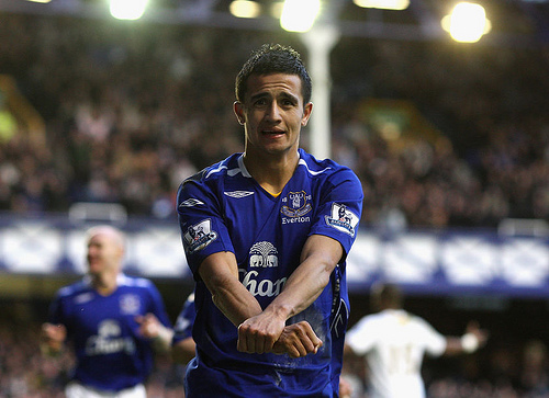 tim cahill Time Is Right For Everton To Offload Tim Cahill To MLS