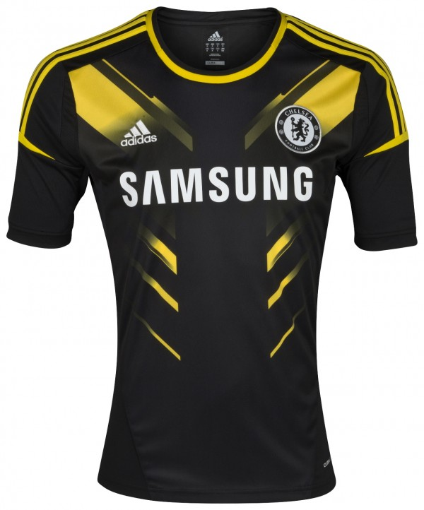 x23816 LO 600x722 Chelsea Third Shirt for 2012 13 Season: Futuristic Design Is Out Of This World [PHOTO]
