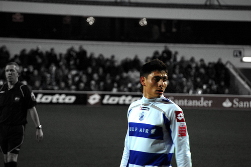 Alejandro Faurlin 3 QPR Players to Watch Out For During The 2012 13 Season