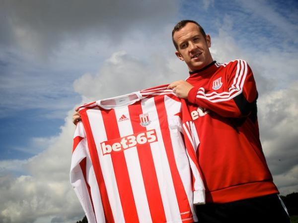 Can Charlie Adam Rule the Roost At Stoke Citys Britannia Stadium?