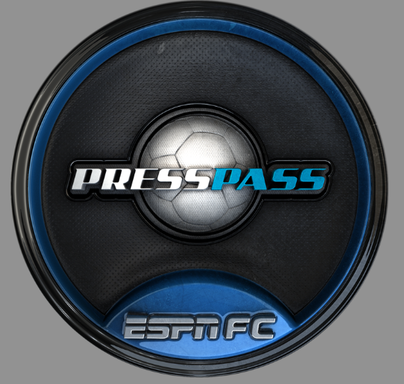 espnfc press pass logo ESPNFC Press Pass Debuts On US TV Beginning Wednesday, August 15