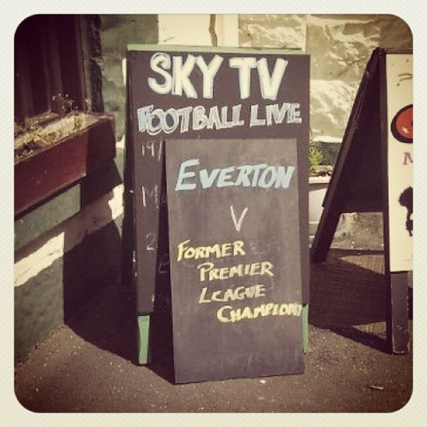 everton man united 600x600 Everton vs Manchester United, Open Thread