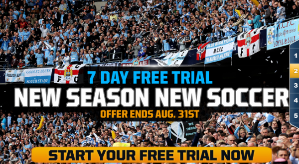 fox soccer 2go free trial 600x331 Sign Up For A 7 Day Free Trial to the New And Improved FOX Soccer 2Go