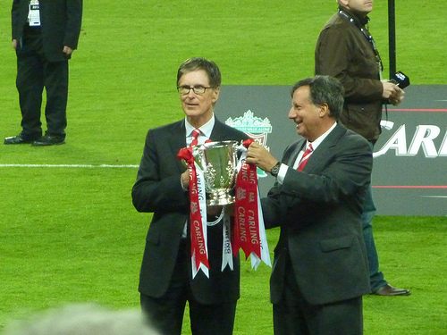 john w henry A Defining Season for the Fenway Sports Group at Liverpool FC