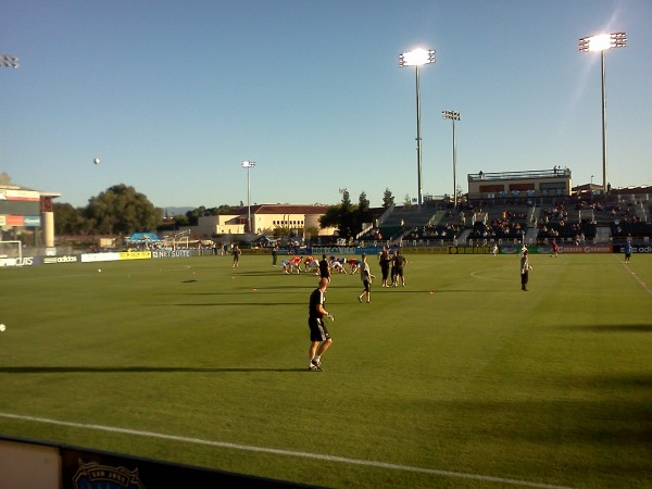 san jose swansea 600x450 San Jose Earthquakes 2 2 Swansea City: In Pictures [PHOTO]