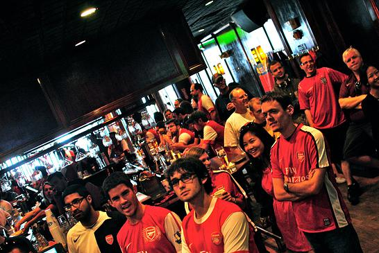 boston gooners From Boston With Love: Arsenal Supporters Club Grows In Popularity