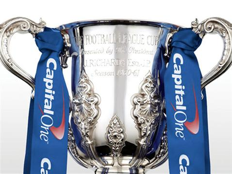 Watch Stoke vs Man United and Spurs vs West Ham, Capital One Cup Live at 2:45pm ET: Open Thread