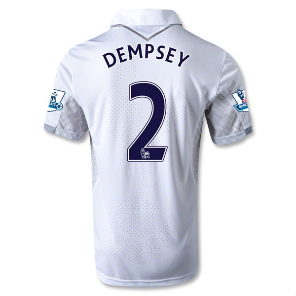 Wear Your Clint Dempsey Tottenham Hotspur Shirt With Pride [PHOTO]