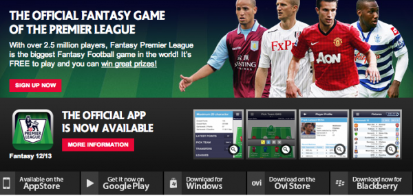 fantasy premier league1 600x286 Fantasy Premier League Tips: Gearing Up For Gameweek 9
