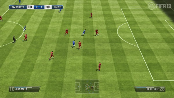 fifa 13 ps vita 600x337 FIFA 13 PS Vita Review: Handheld Game Console Game Gets Red Card