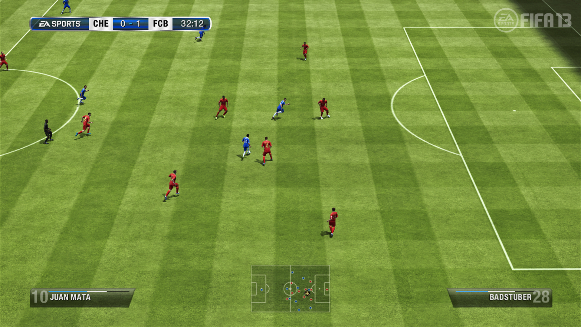 FIFA 13 PS Vita Review: Handheld Game Console Game Gets Red Card
