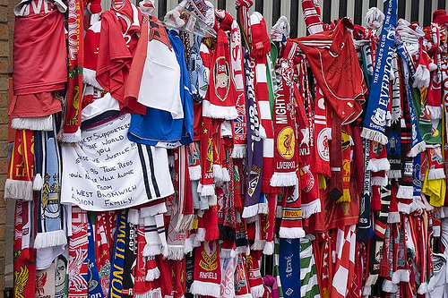 hillsborough scarves Hillsborough: Prosecutions Likely Over The Biggest Cover Up in History: The Nightly EPL