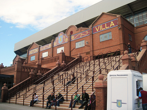 holte end Aston Villa vs West Bromwich Albion, Gameweek 6: Open Thread
