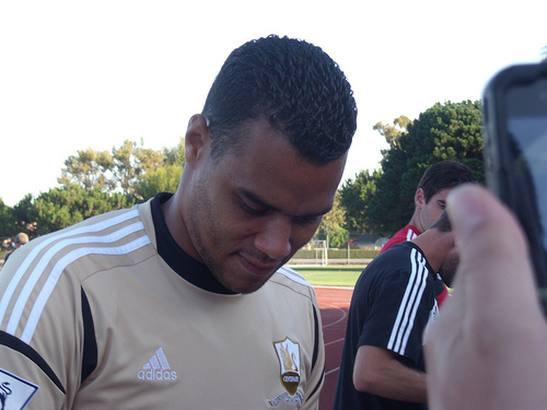 michel vorm Swansea Keeper Michel Vorm Uses Rugby Equipment to Warm Up For Stoke: The Nightly EPL