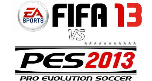 FIfa 13 vs Pes 2013 Which Is Better, FIFA 13 or PES 2013?