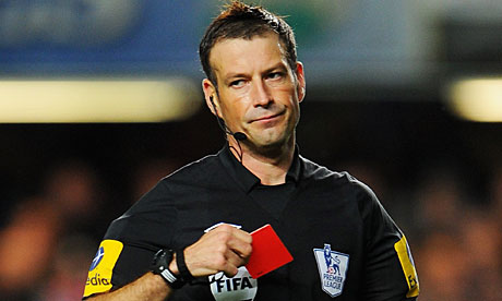 Mark Clattenburg Southampton Make Official Complaint After Accusing Clattenburg Of Verbally Abusing Lallana: Nightly Soccer Report