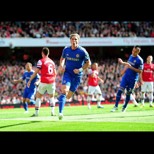 arsenal chelsea Arsenal Come Undone Against Chelsea After Mistakes and Questionable Team Selection