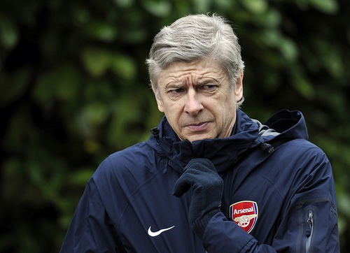 arsene wenger Arsène Wenger: 5 7 Reading Victory May Well Be One of My Greatest Wins: The Daily EPL