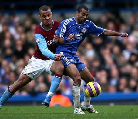 ashley cole1 Ashley Cole to be Fined by Chelsea and Will Miss England Game Against San Marino: The Daily EPL