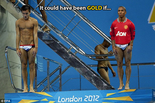 ashley young diver There is No Moral High Ground in the Fight Against Theatrical Diving In Soccer