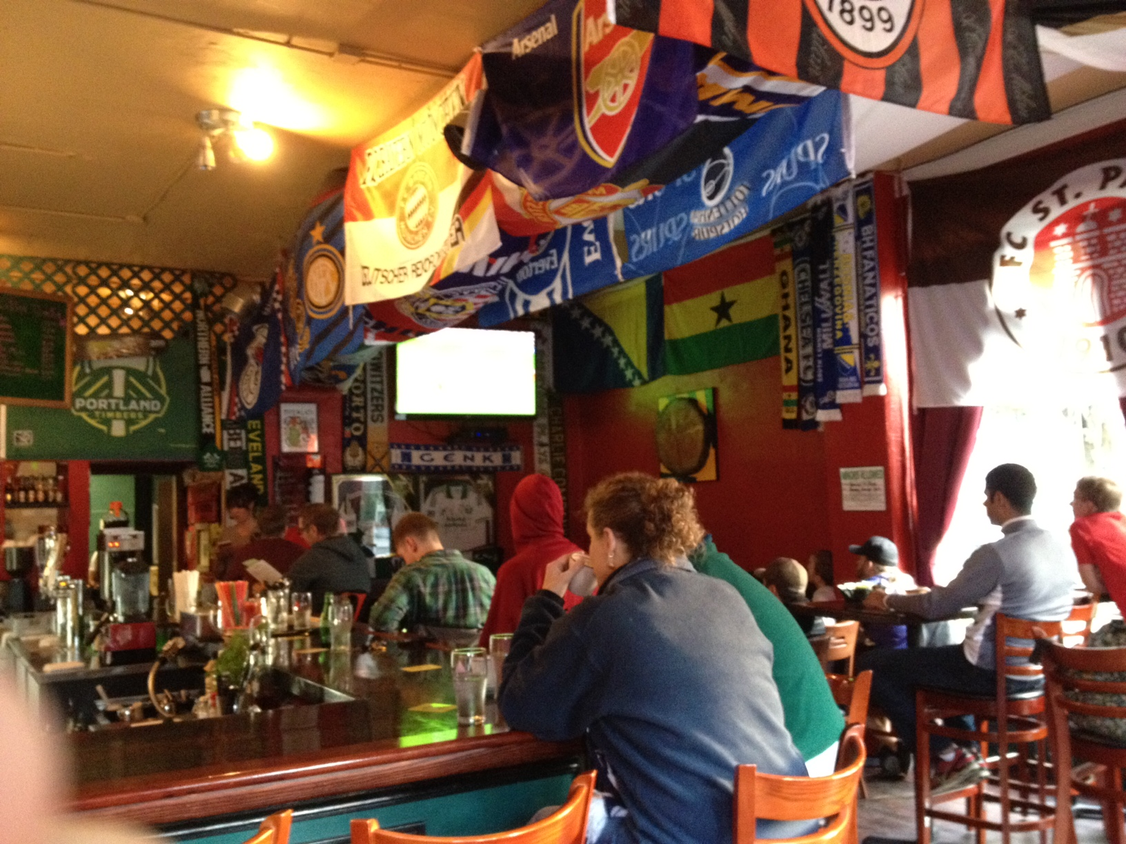 The Premier League Bar Viewing Experience In Portland, Oregon