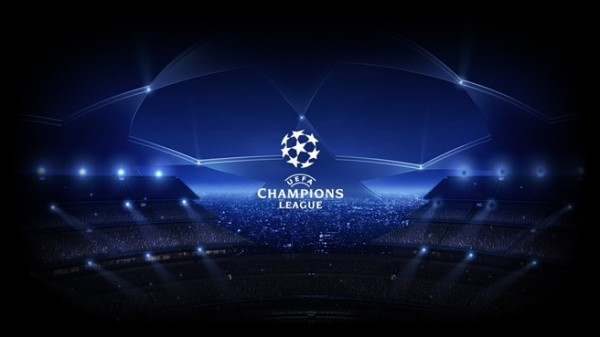 champions league logo 600x337 Fenerbahce vs Arsenal Match Highlights: UEFA Champions League Play Off First Leg [VIDEO]