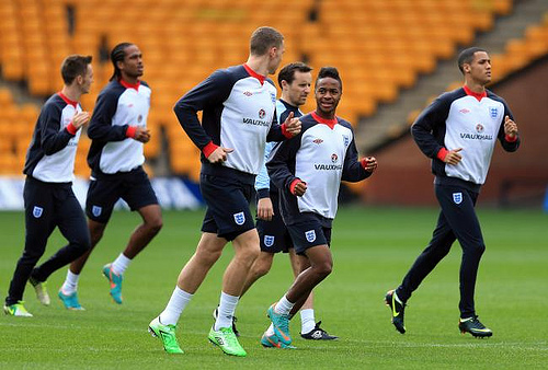 england san marino Semi Final Matchups Becoming Clearer
