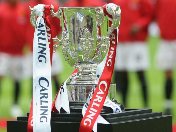 english carling cup picture 600x450 League Cup, Fourth Round Open Thread: Chelsea vs Man Utd, Liverpool vs Swansea, Norwich vs Spurs