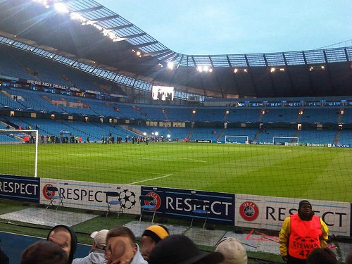 etihad stadium Manchester City Considering United States Tour At End of May, 2013