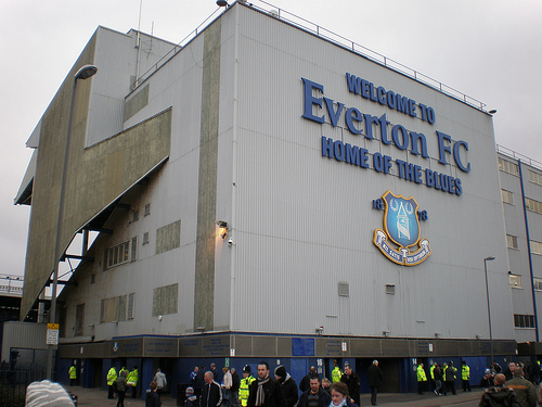 everton goodison road Everton Exploring Site For Potential New Stadium Close to Goodison Park: Nightly Soccer Report