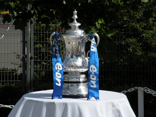 fa cup trophy How Important is the FA Cup to You?