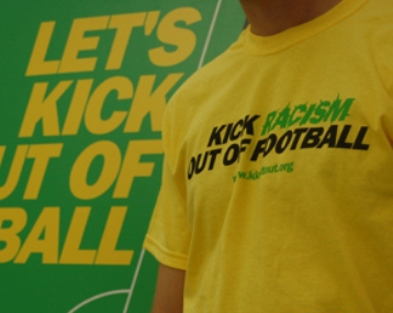 kick it out t shirt PFA Announce Six Point Plan to Tackle Racism in Football: The Daily EPL