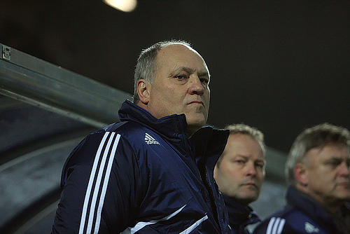 martin jol Most Fulham Players are Unhappy With Martin Jol, Claims Bobby Zamora: The Nightly EPL