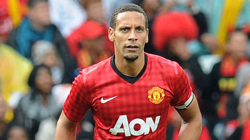 rio ferdinand Report: Former England Captain Rio Ferdinand Signs for QPR