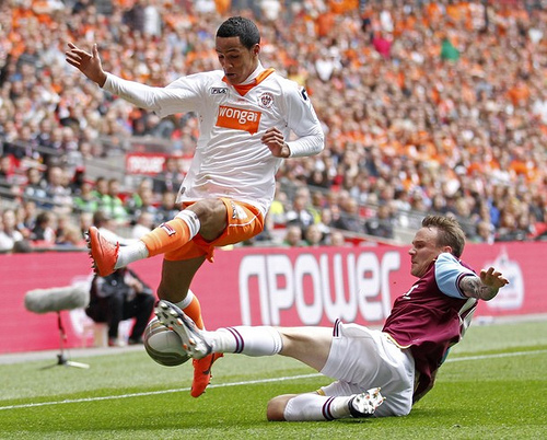 thomas ince Cardiff City Agree Fee With Blackpool for Winger Tom Ince: Daily Soccer Report