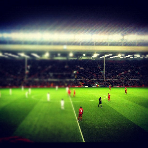 anfield Liverpool Set to Play in South Africa and Indonesia On 2013 Summer Tour