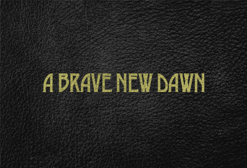 brave new dawn icon front