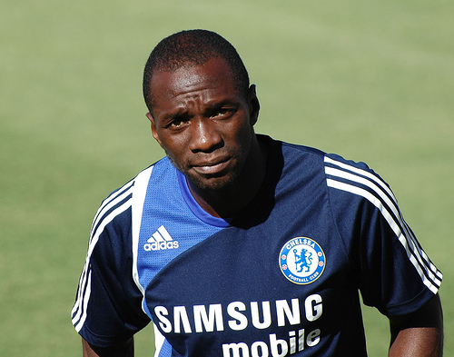 claude makelele The Role of a Central Midfielder in a Possession Based Team