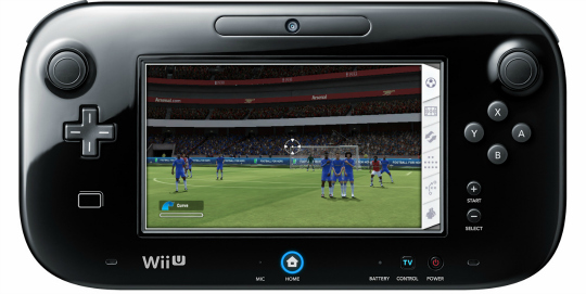 fifa 13 wii u gamepad FIFA 13 for the Wii U Review: A Good Game That Just Falls Short in Extra Time