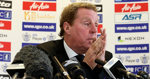 harry redknapp 46% Want Harry Redknapp as Next England Manager