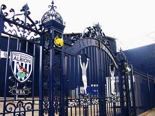 hawthorns stadium West Bromwich Albion vs Southampton, Open Thread