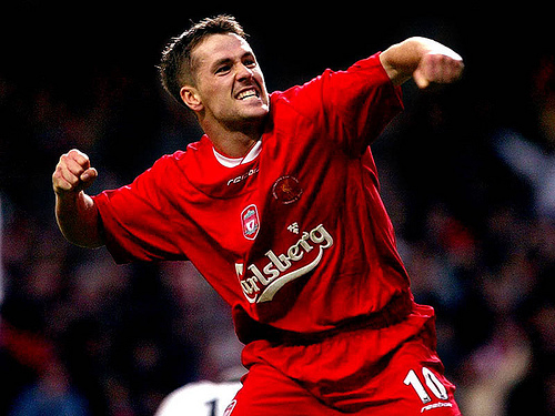 michael owen One Step Forward, Two Steps Back For Owen
