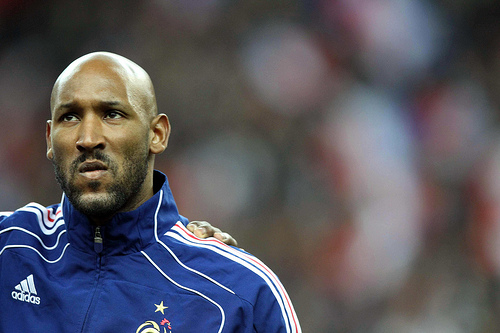 nicolas anelka Sam Allardyce Open to Nicolas Anelka Deal to Bring French Striker to West Ham United: The Daily EPL